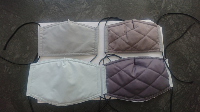 旅挪華人聯誼會發放僑務委員會台灣製造布口罩
