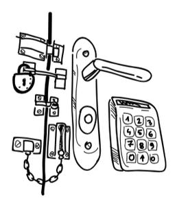 Your super solid locks