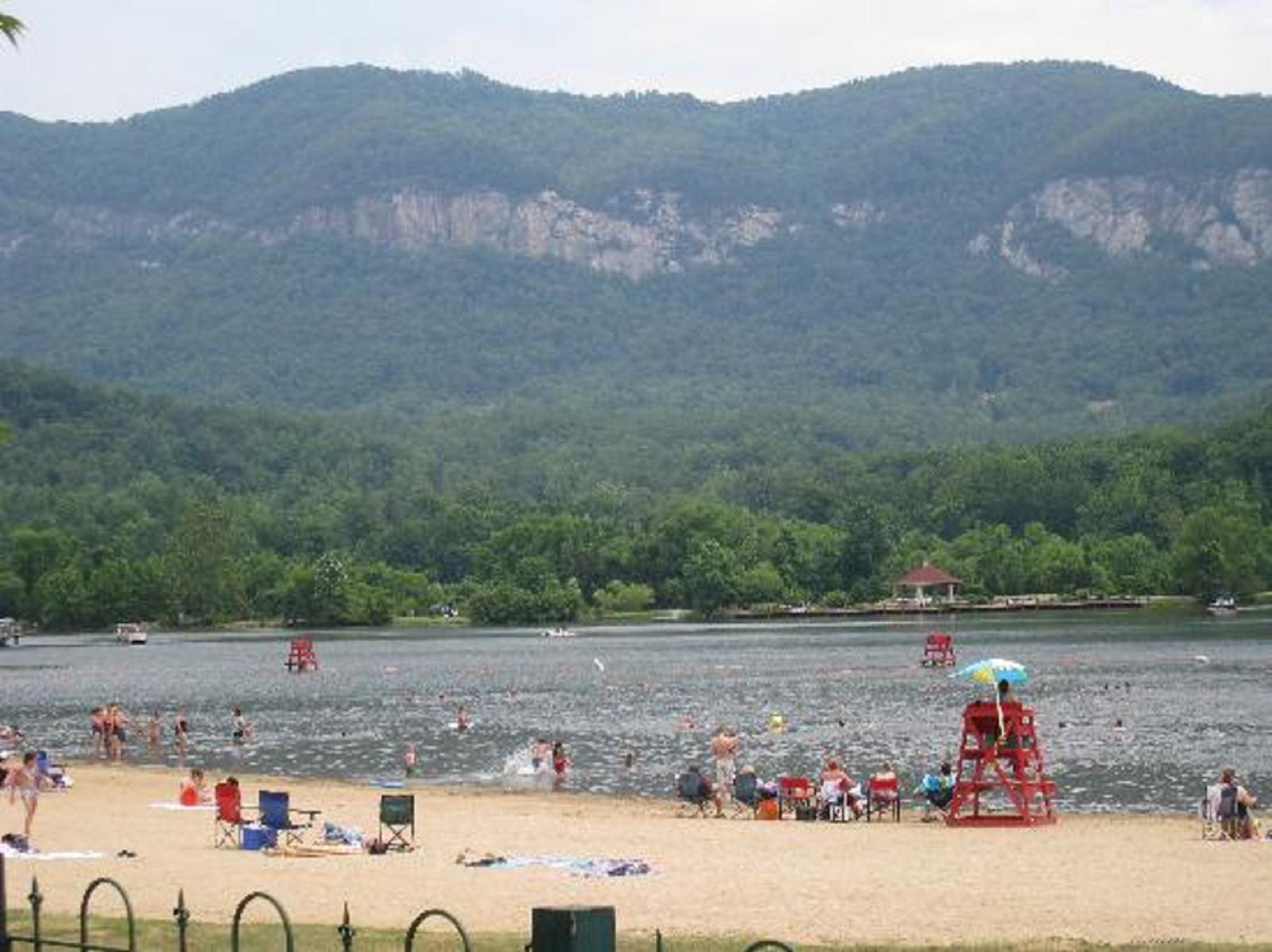 Lake Lure Nc Cabin Rental Gated Mountain Community