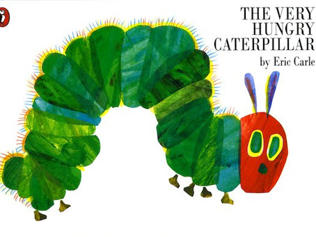 Weekly Activities. Book of the Week - The Very Hungry Caterpillar