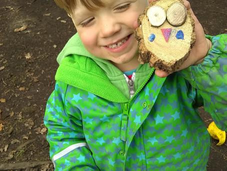 Weekly Activities. Week 6 - Spoty Hat's Friend: Owl
