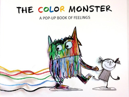 Weekly Activities. Book of the week - The Color Monster
