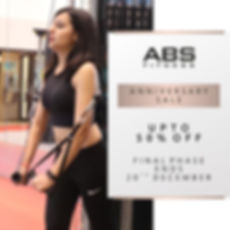 ABS Anniversary Sale Final Phase