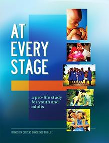 Pro-life curriculum cover