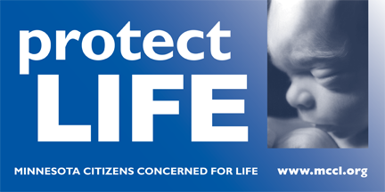 Protect Life billboard