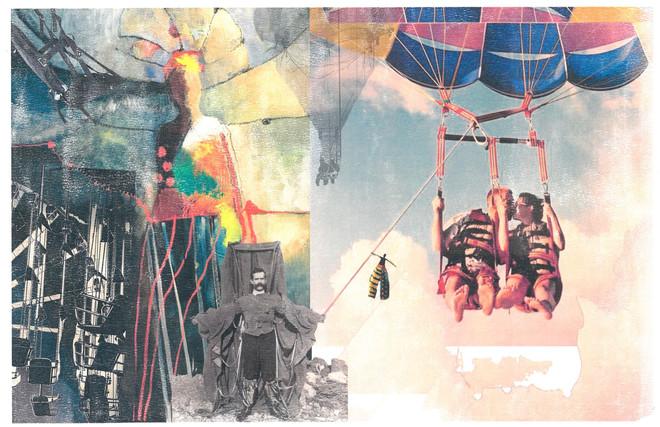 Parachute Girl