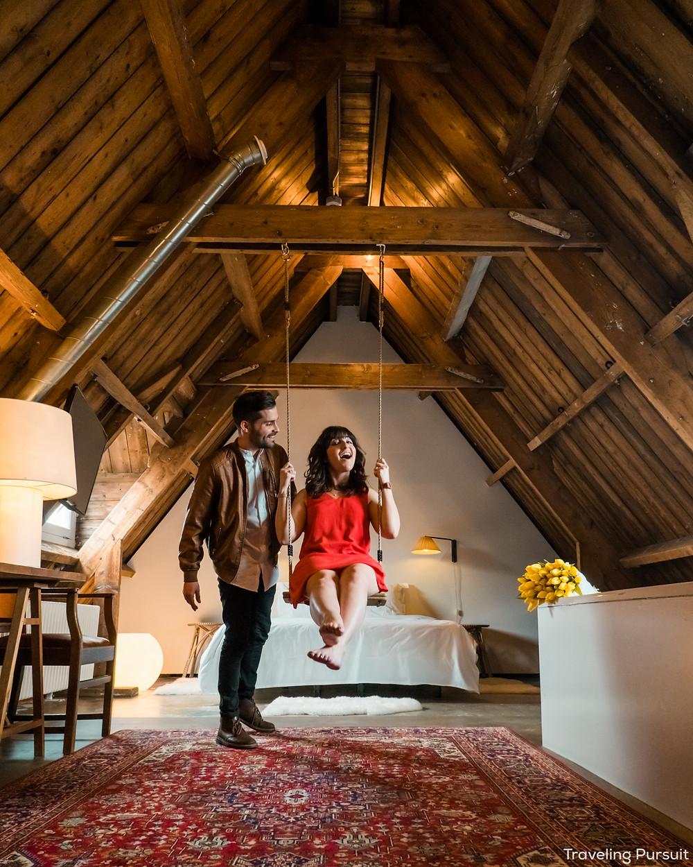 lloyd hotel swing amsterdam