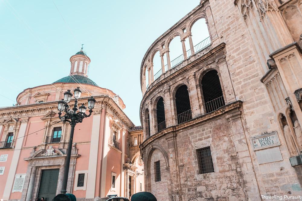 Valencia Cathedral & Basilica