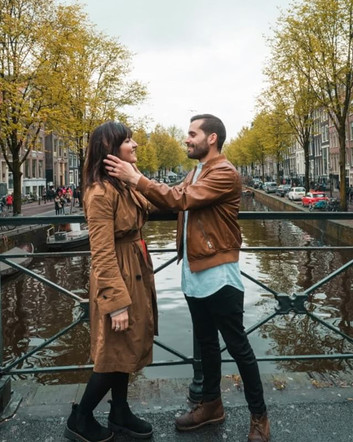 Feeling the love at Amsterdam 💕_._Which
