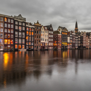 The sweetest way to experience Amsterdam canals