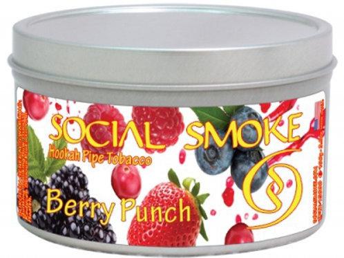 Berry Punch - Social Smoke