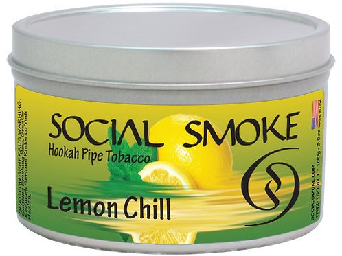 Lemon Chill - Social Smoke