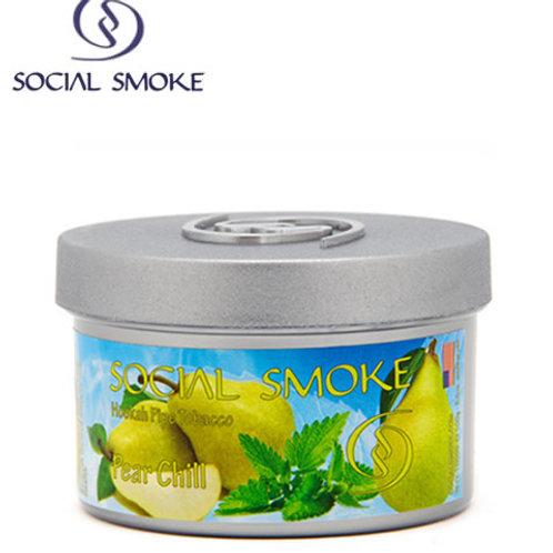 Pear Chill - Social Smoke