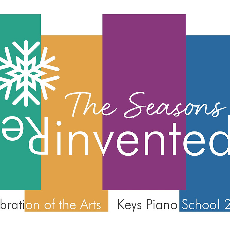 The Seasons Reinvented: Launch Evening