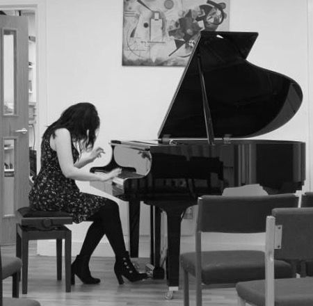 Play&Talk Romantic Piano Series Tues 8pm