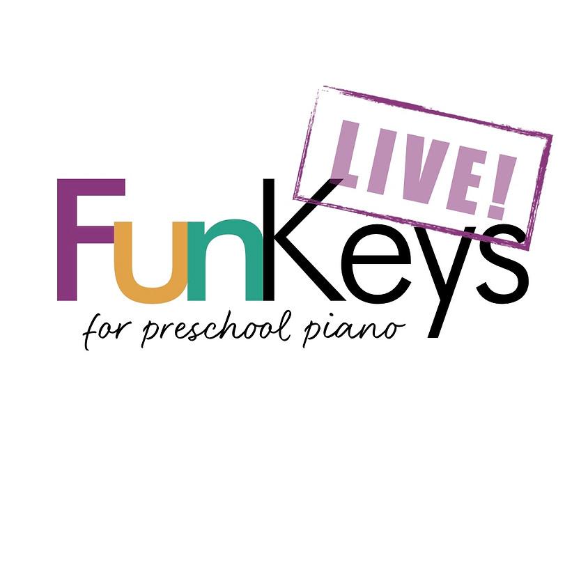 FunKeys LIVE! Family Recital
