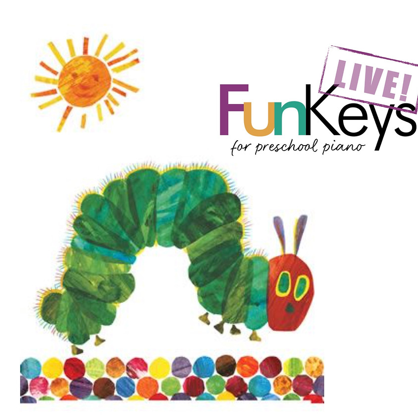 FunKeys LIVE! 'Seasons' Themed Recital for babies and toddlers!