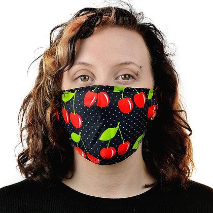 Masque tissu cherry