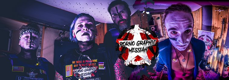 Porno Graphic Messiah THE BLOODY ROCK SH