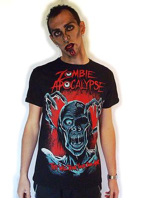 T-Shirt Apocalypse DARKSIDE