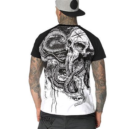 T shirt Kraken HYRAW