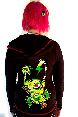 Veste Monster Gal SOURPUSS