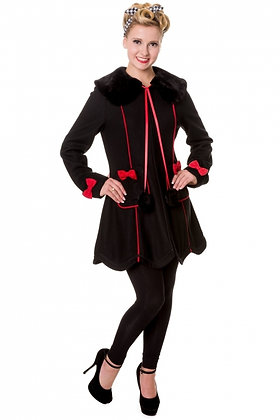 Veste bows coat BANNED