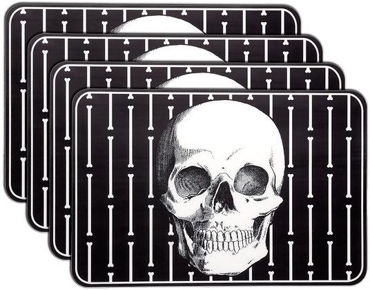 Set de table skull SOURPUSS