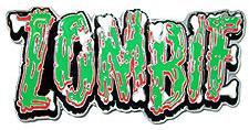 Boucle de ceinture zombie KREEPSVILLE 666