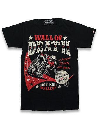 T shirt Wall of death LIQUOR BRAND