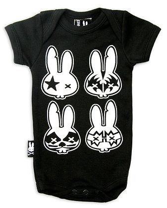Bodie rock bunnies SIX BUNNIES