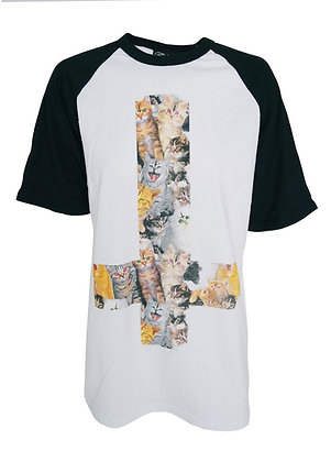 T-Shirt kitty cross DARKSIDE