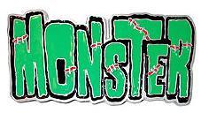 Boucle de ceinture monster KREEPSVILLE 666