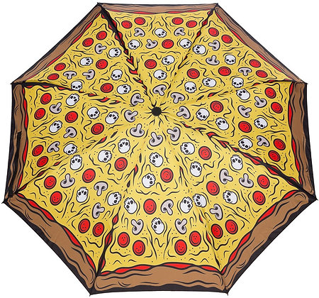 Parapluie pizza SOURPUSS