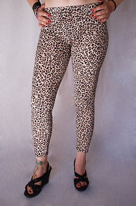 Legging léopard naturel DARKSIDE