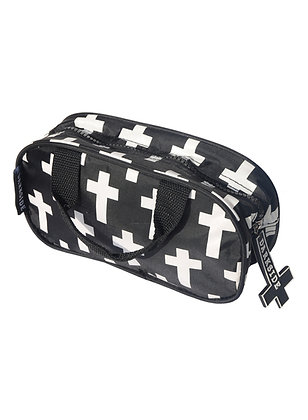 Pochette inverted cross DARKSIDE