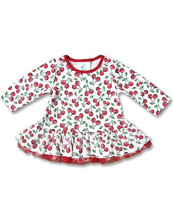 Robe Cute Cherries SIX BUNNIES