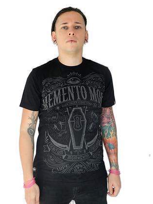 T-Shirt Momento Mori LIQUOR BRAND