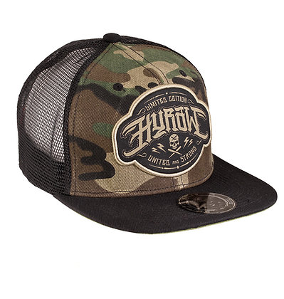 Casquette Death to hipster HYARW