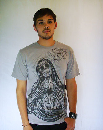 T-Shirt Senora Negra IRON FIST
