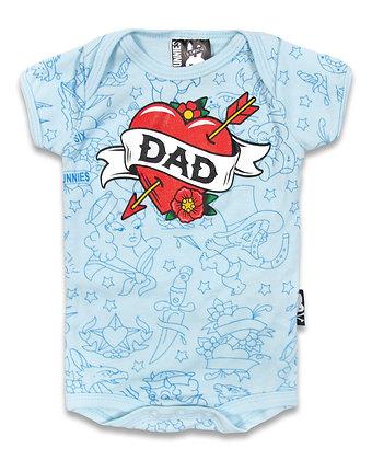 Bodie Dad blue SIX BUNNIES