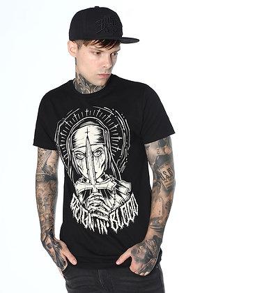 T-Shirt Crucifix HYRAW