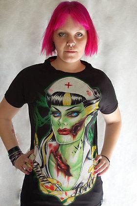 T-Shirt Poison Lover DARKSIDE