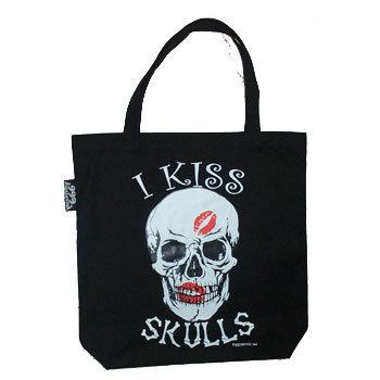 Sac Kiss Skulls KREEPSVILLE 666