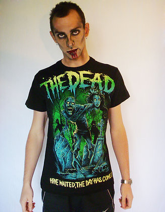 T-Shirt The Dead DARKSIDE