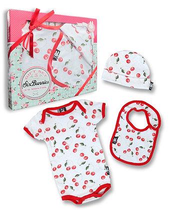 Pack naissance cherries SIX BUNNIES