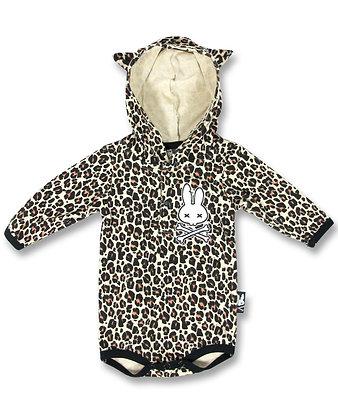 Bodie manches longues leopard SIX BUNNIES