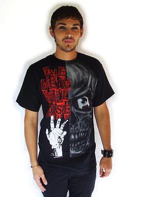 T-Shirt Dead Will Rise KREEPSVILLE 666