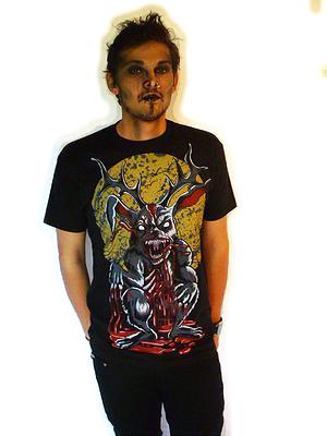 T-Shirt GT Gnarly Jackalope SOURPUSS