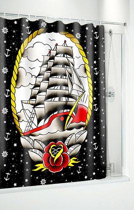 Rideau douche Clipper Ship SOURPUSS